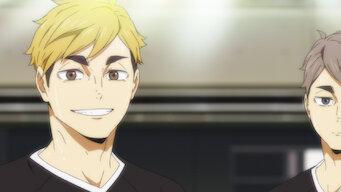 Haikyu!!: Haikyu!! TO THE TOP: Episode 23