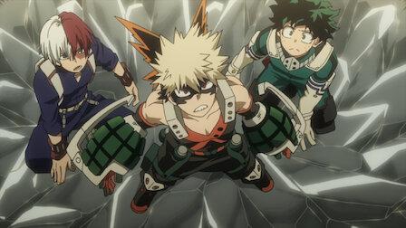 オリジナルアニメ「生き残れ! 決死のサバイバル訓練」後編