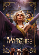 Search netflix The Witches