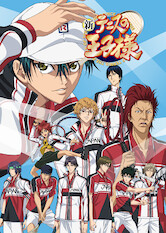Search netflix The New Prince of Tennis