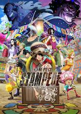 Search netflix One Piece Stampede